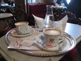 Venecia: cafetería más antigua de Europa