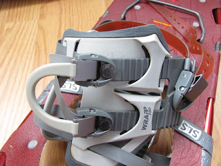 Atlas 12 Snowshoes Bindings