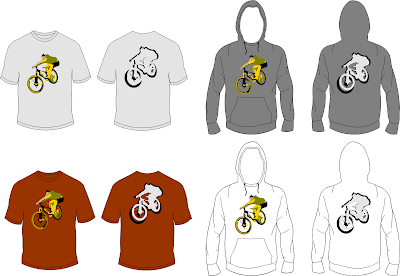 Stunt Bike T shirt Print Suggestion