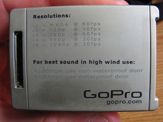 GoPro HD Video Resolution