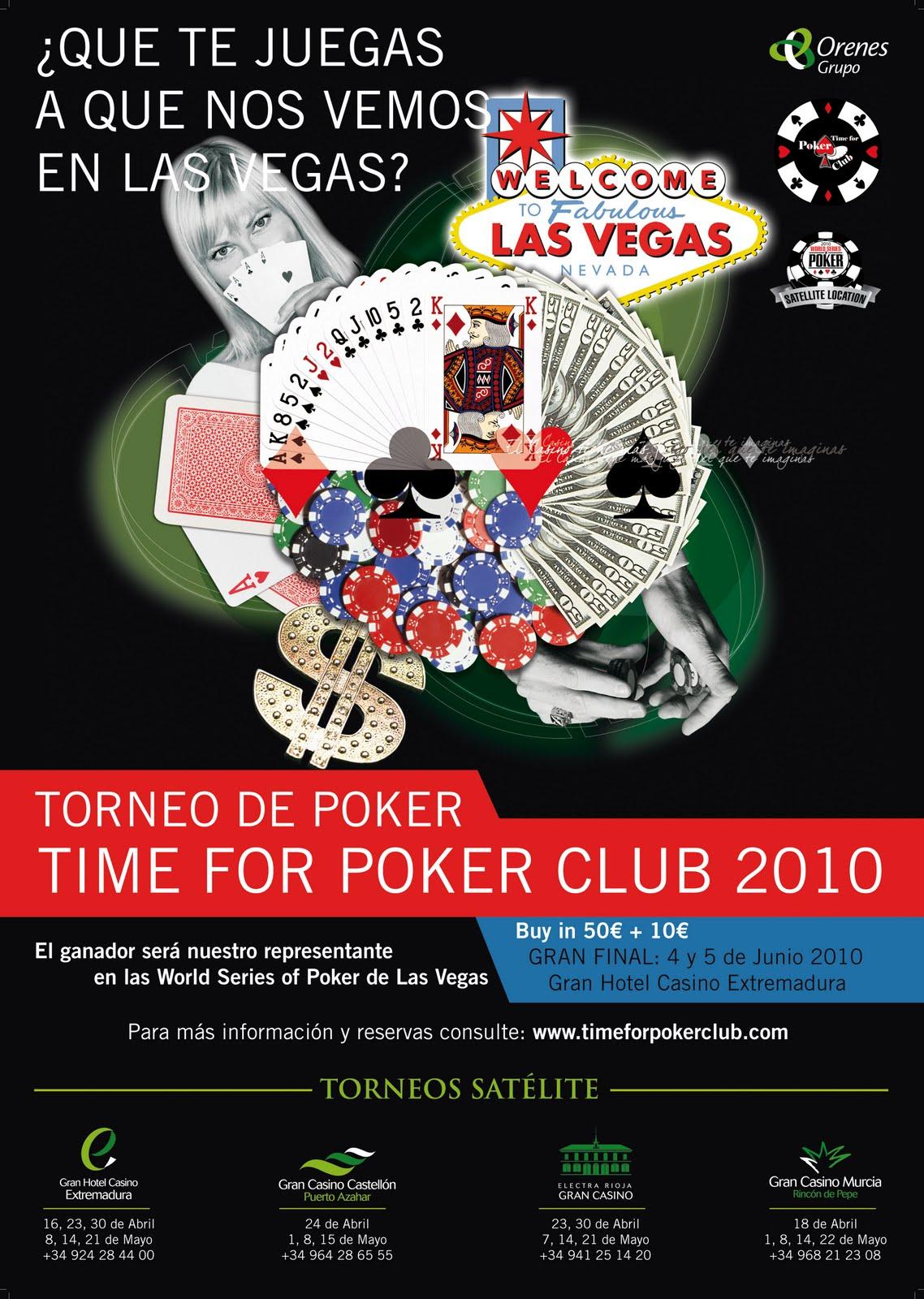 Casino Club Torneo De Poker