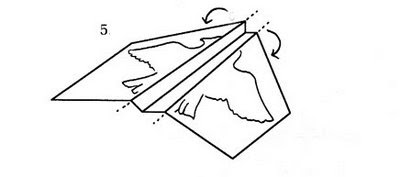 Origami n' Stuff 4 Kids: Paper Planes: Independence Eagle