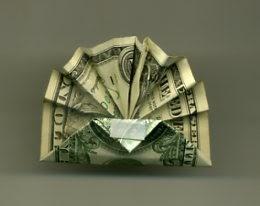 Origami N Stuff 4 Kids Dollar Bill Thanksgiving Turkey