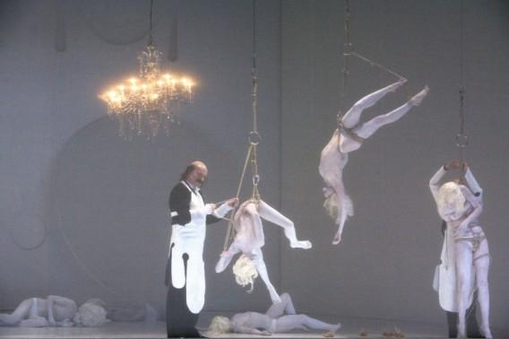 Opera Cake: Castellucci's Parsifal in Brussels