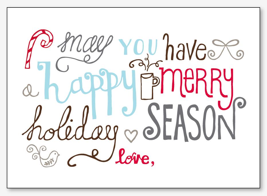 Cute midget - Christmas Card (Free)   Greetings Island  Cute Printable Holiday Cards