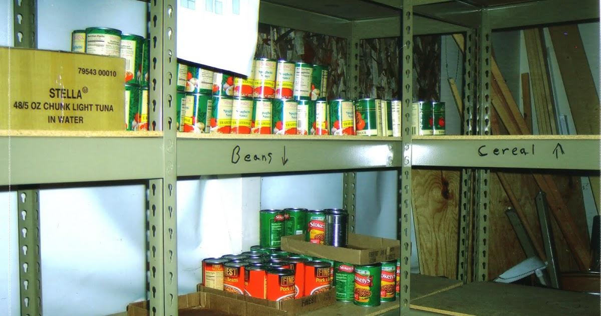Salvation Army Emergency Food Pantry