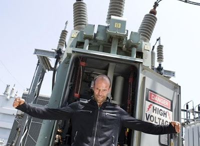 Jason Statham Crank 2 High Voltage