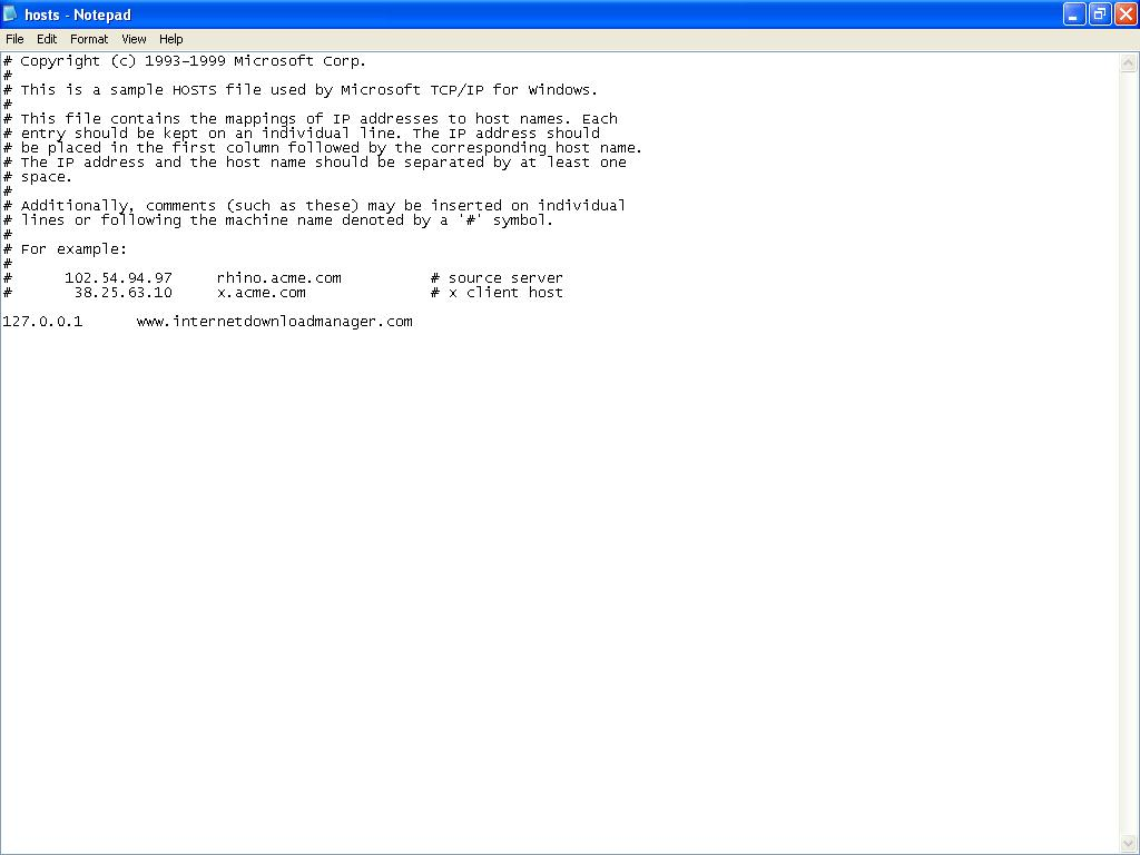 idm serial number key
