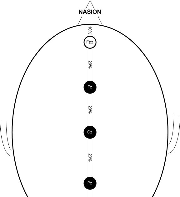 NEUROLOGY INVESTIGATIONS: 10-20 SYSTEM OF ELECTRODE PLACEMENT