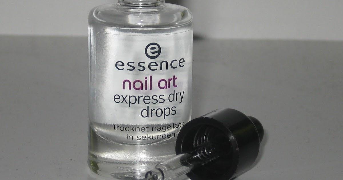essence express dry drops. Black Bedroom Furniture Sets. Home Design Ideas