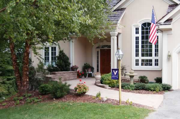 Green Acres Landscaping: Award Winning Landscapes: A Front ...