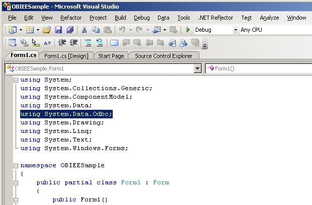 Oracle Odbc Excel Connection String Vba  Oracle – Visual Basic (1