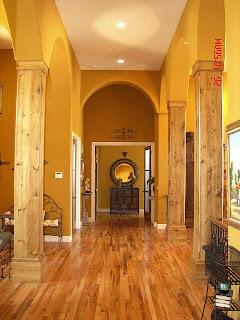 Decor For You: Interior of Spanish Villa