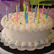 Birthday Swirls