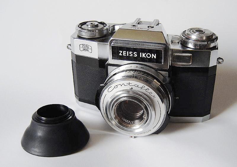 Zeiss Ikon Contaflex - Rangefinderforum com
