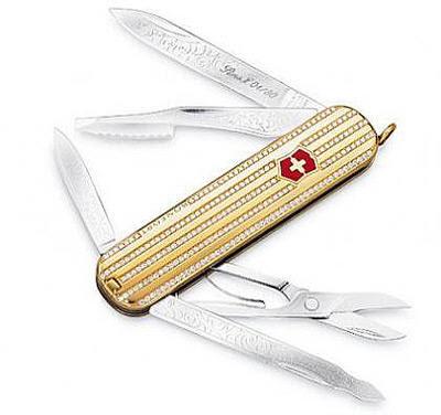 Meus Sonhos De Consumo Canivete Sui 231 O De Ouro E Brilhantes