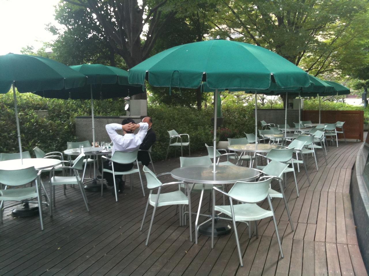 Marketing Japan: The Best Coffee Shop in Tokyo - Free Refills!