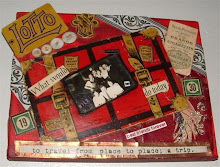 1st Altered Canvas 2003