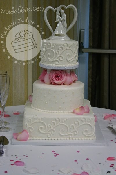 Limousine Wedding Cake Topper