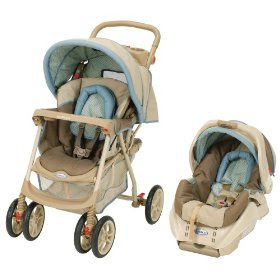 Graco Quattro Tour Deluxe Travel System In Bear Amp