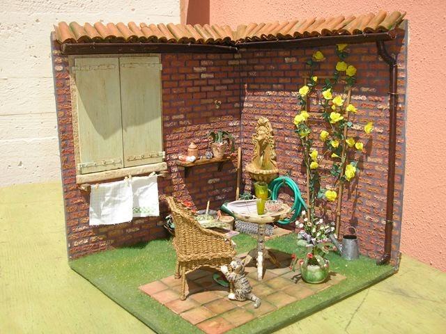 Patrisan angolo di giardino for Angolo giardino