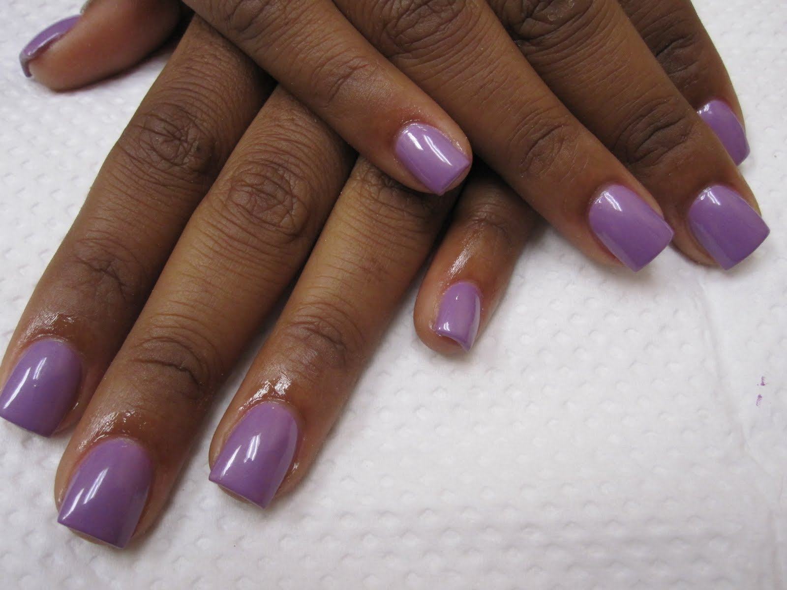 Polished Stars Sally Hansen Lively Lilac