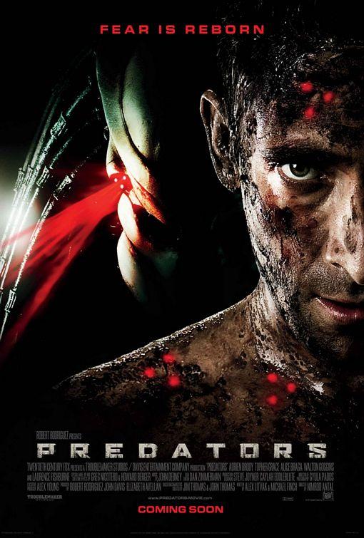 Predators Poster   Predators Trailer