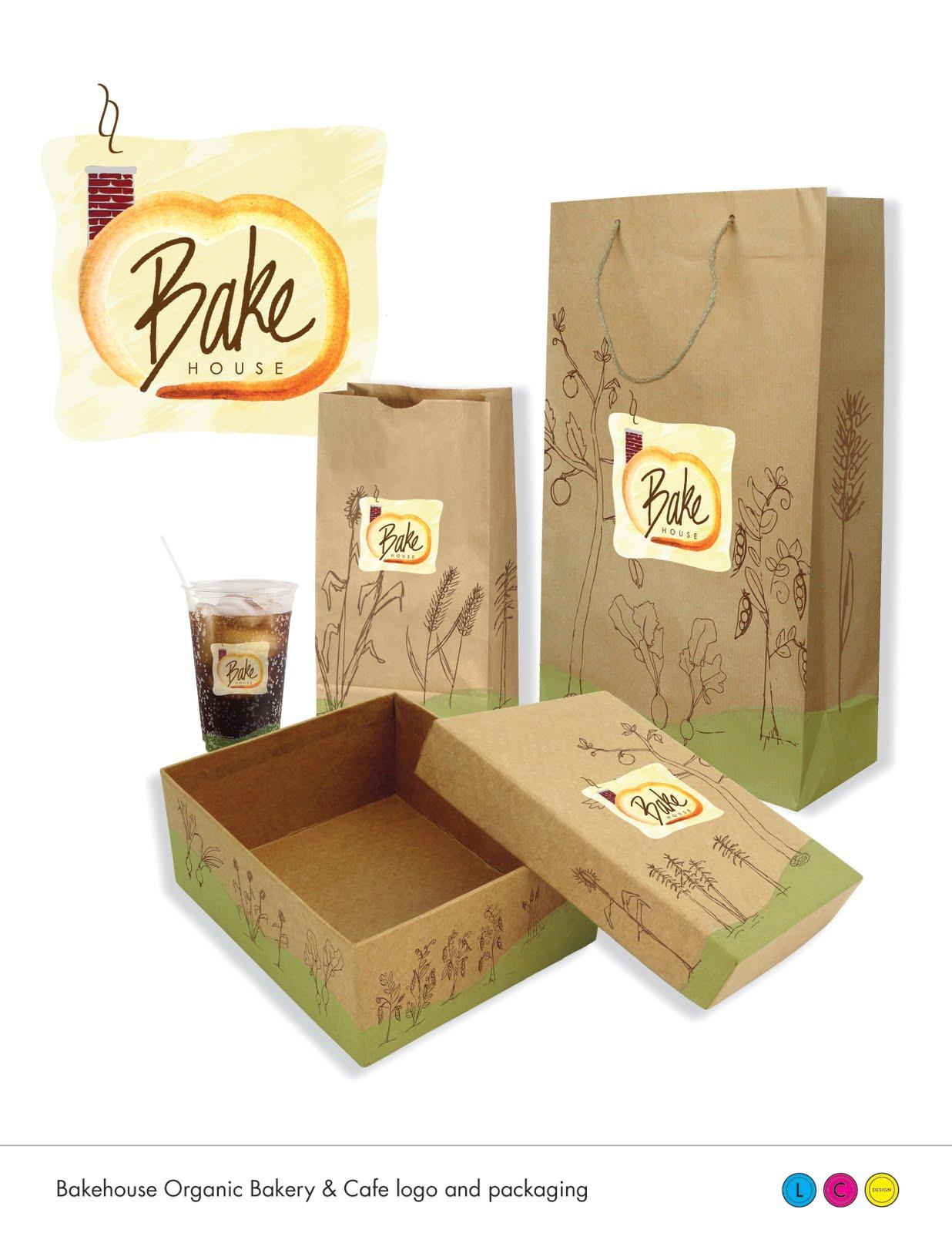LaCDesign Bakehouse Organic Bakery Cafe