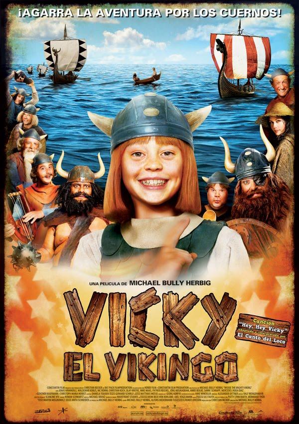 Compartiendo Al Lmite Vicky El Vikingo Dvdripcastellano2009