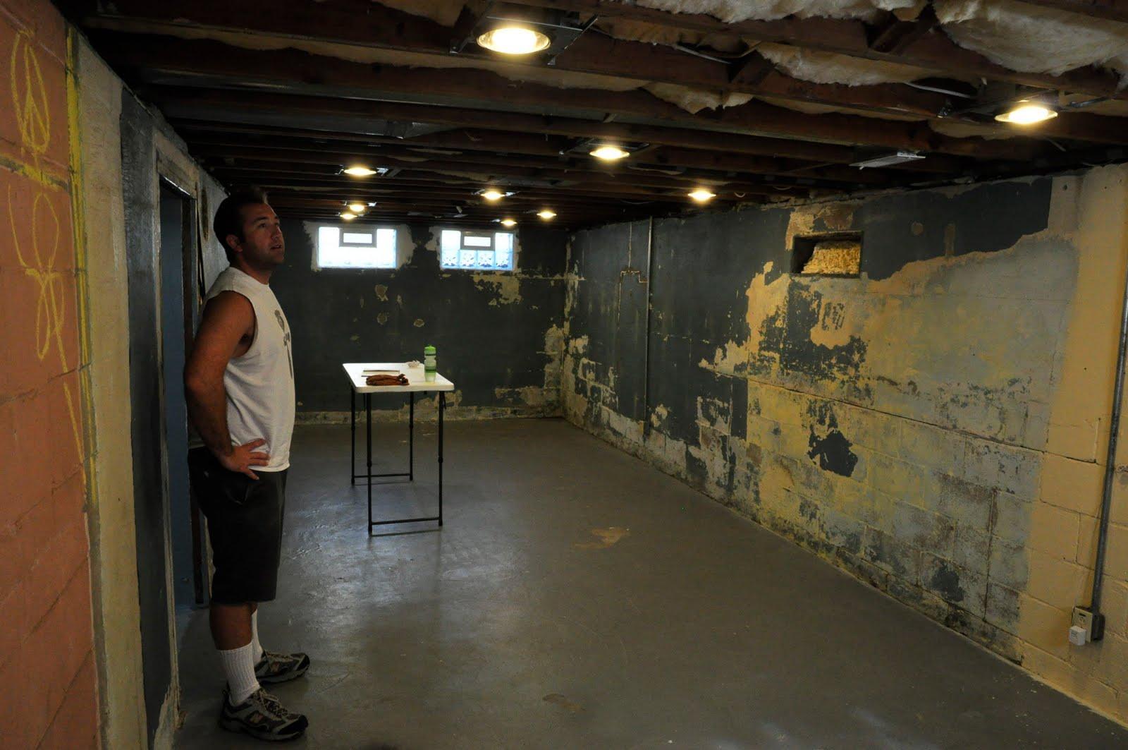 Basement Lighting Recessed Ceiling: Fromthefieryfurnace: Basement Reno