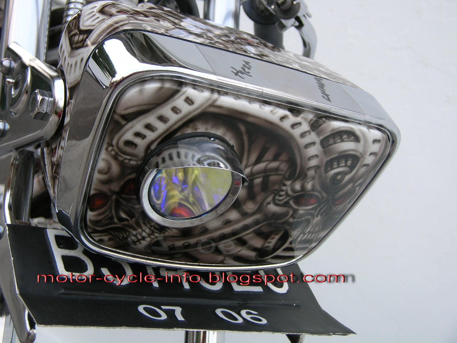 Yamaha RX King Modifikasi