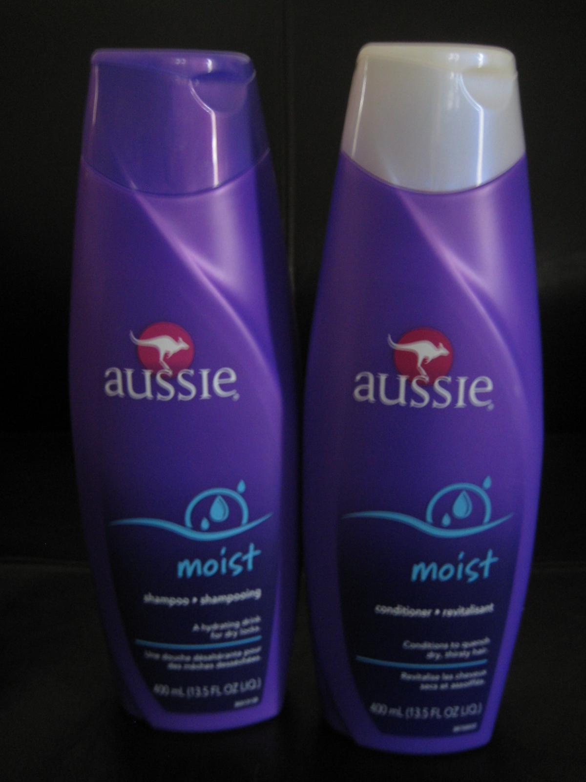 Hair Care Aussie Moist Shampoo