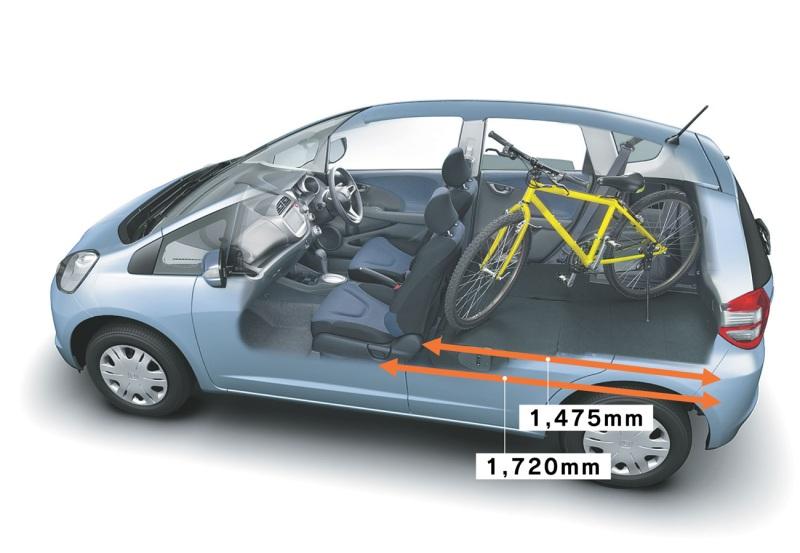 Best Inside Car Of 2010 Automotive Award Winner Honda Jazz Special