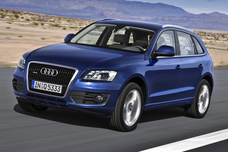 audi q5 suv tough and sporty new car modification review new car wallpaper. Black Bedroom Furniture Sets. Home Design Ideas