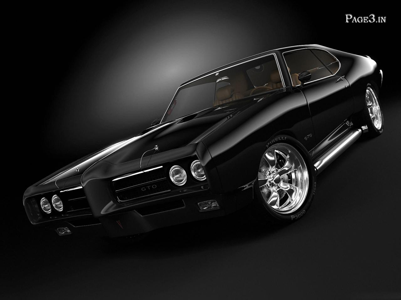 Hot Muscle Car Wallpapers New Car Modification Review