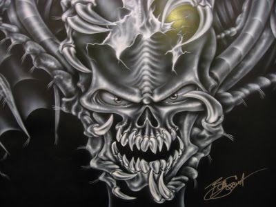 Airbrush Artist Templates         |          Car Modification 2011