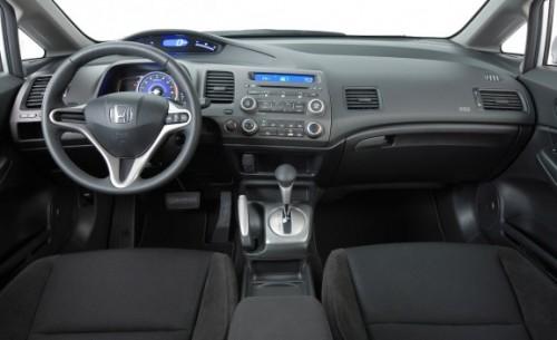 Honda Civic Hybrid Silver