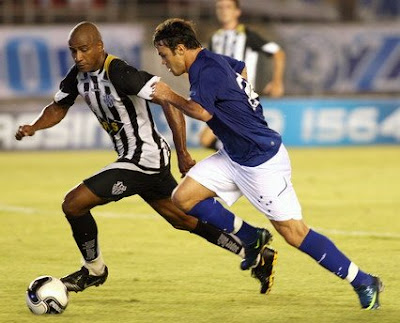 O Cruzeiro sempre foi uma ameça maior ao galo