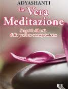 La vera meditazione - Adyashanti (benessere personale)
