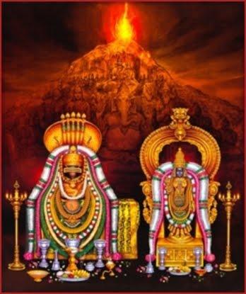 Shiva Lingam Hd Wallpapers Arunachala Girivalam L K 7 Girivalam On Karthigai