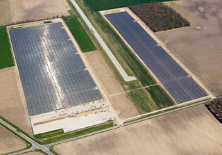 Solar Knowledge N J Manufacturer To Build 21 Acre Solar Farm