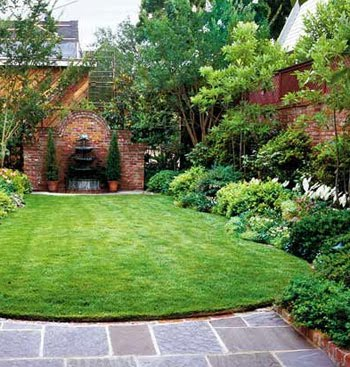 Design-Aholic: Backyard Inspiration: small spaces on Long Backyard Landscaping Ideas id=36187
