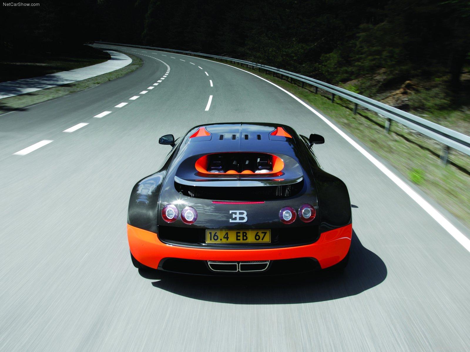 Wallpaper Bugatti Veyron Super Sport: Cars Library: Bugatti Veyron Super Sport (2011