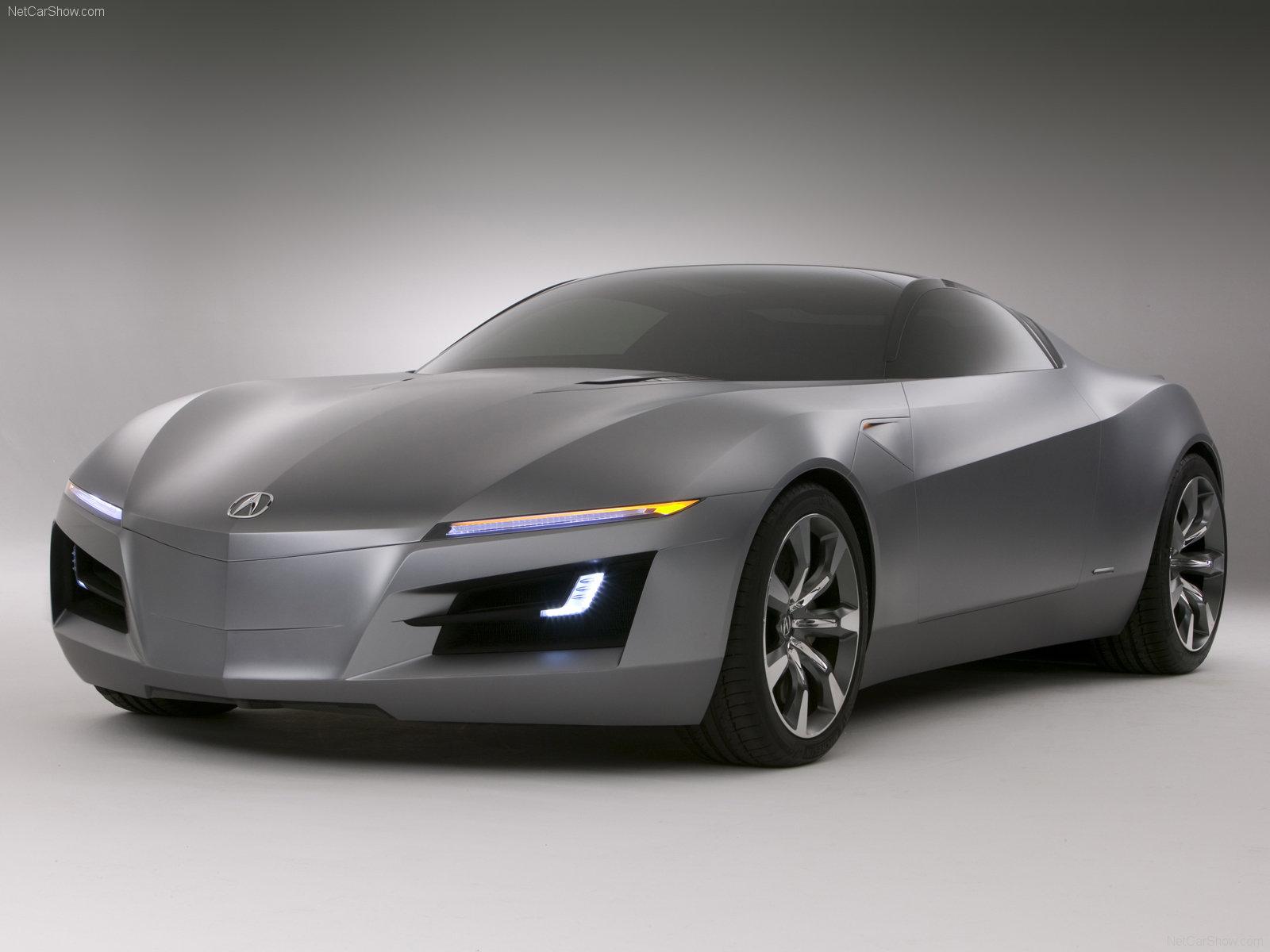 Cars Library: Acura Advanced Sports Car Concept