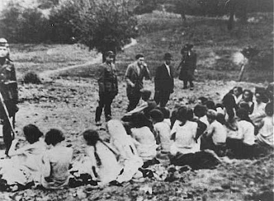 jews executed