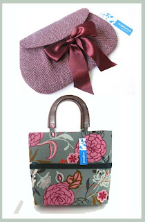 Angharad Uses A Lovely Range Of Fabrics In Lots Beautiful Colors And Patterns To Make Clutch Bags Wristlets Wallets Change Purses Zipped Up