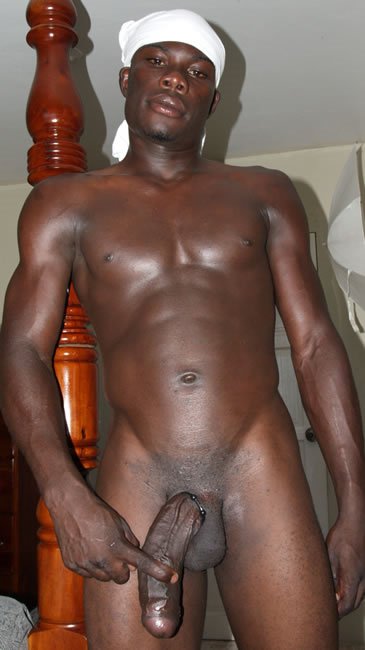Never nude bald black men naked think, that