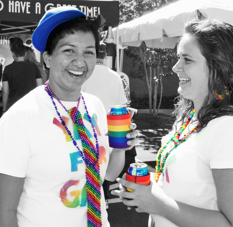 Gay pride october 2010 event nc