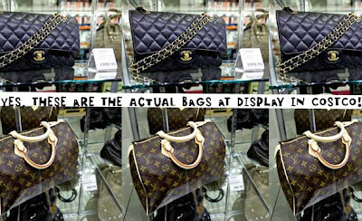 Bags Burberry Totes Are Also Sold At Costco First Warehouse Ping Club In New York I M Just As Surprised You And Rather My Chanel