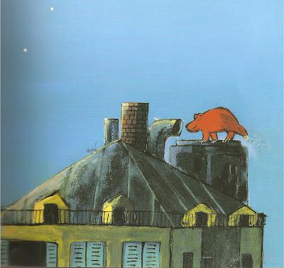 El oso de Cortázar aprovechando las noches de luna llena (Libros el Zorro Rojo)